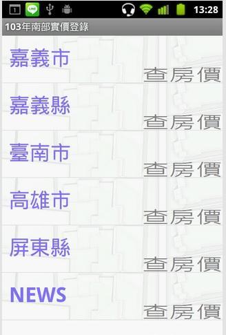 【免費工具App】104年台灣南部實價登錄隨身包(20150416)-APP點子