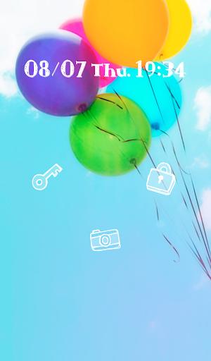 個人化必備APP下載|可愛換裝桌布★Happy Balloon 好玩app不花錢|綠色工廠好玩App