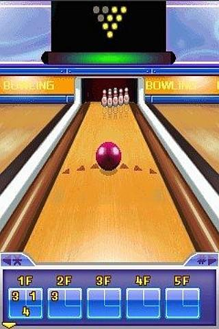 Bowling - screenshot
