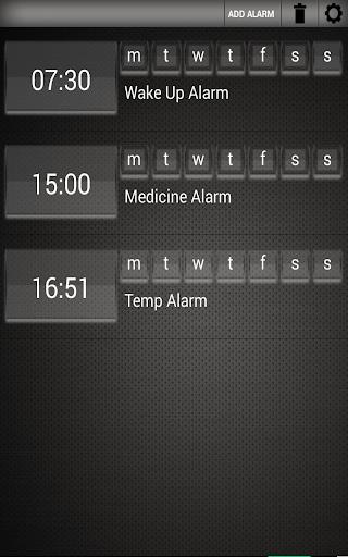 Simplest Alarm Clock