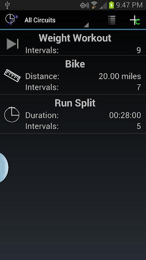 Track My Intervals