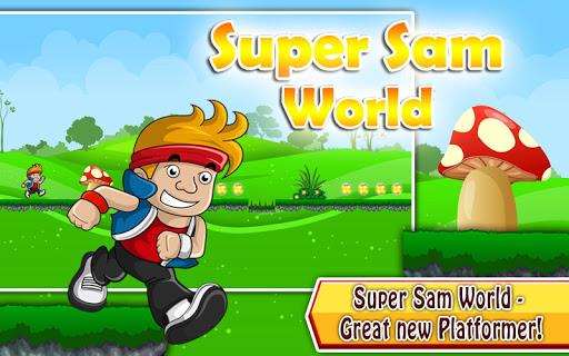 Super Sam World