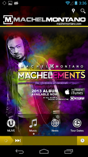 Machel Montano - M World