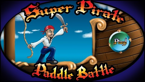 Super Pirate Paddle Battle Screenshot 1