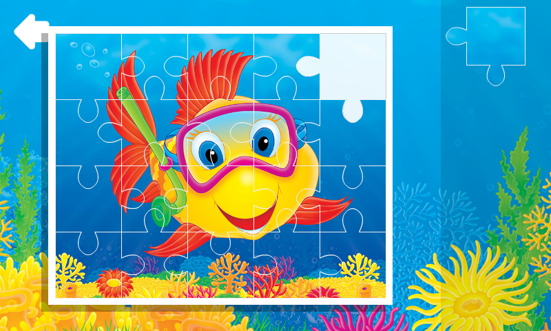 Jigsaw Puzzles Deep Ocean Demo - screenshot