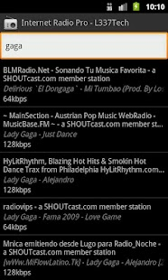 Internet Radio - L337Tech- screenshot thumbnail
