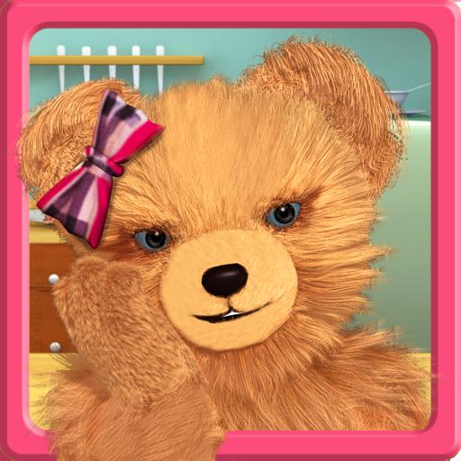 會說話的泰迪熊愛麗絲 娛樂 App LOGO-硬是要APP