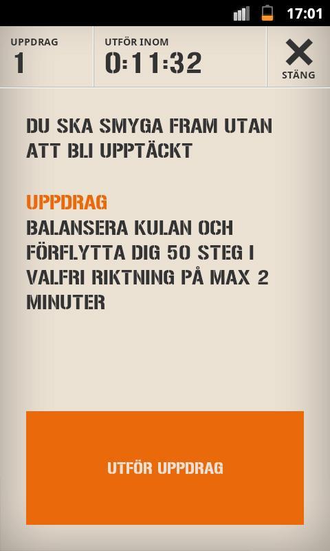 VÅR VERKLIGHET- screenshot