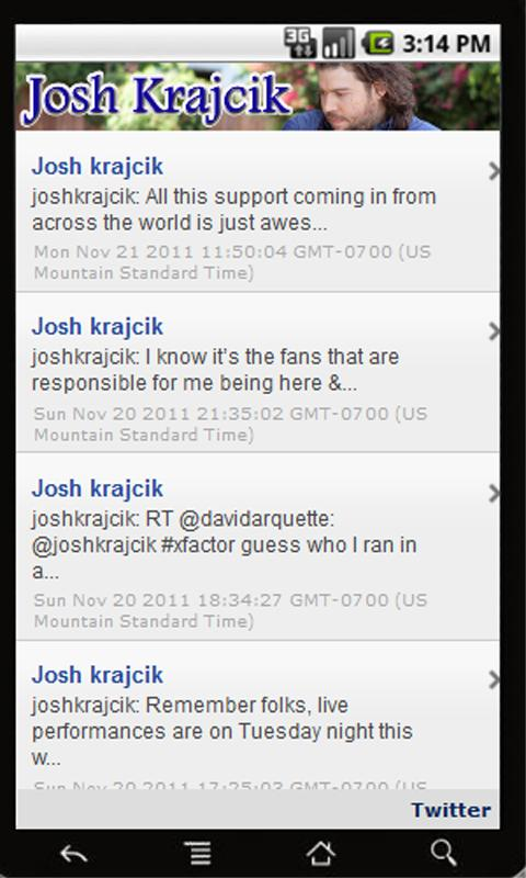 Josh Krajcik! - screenshot