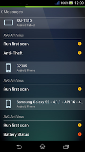 App AVG Protection for Xperia™ APK for Windows Phone