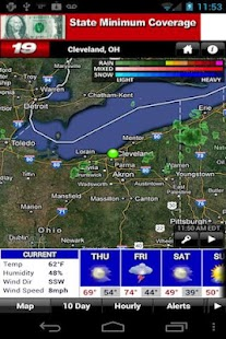 19ActionNews FirstAlertWeather - screenshot thumbnail