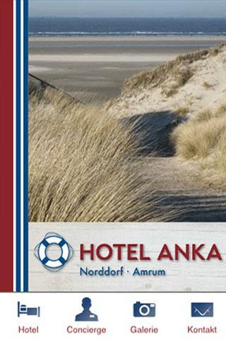 Hotel Anka Amrum- screenshot