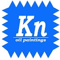 Kn Oil Paintings logo