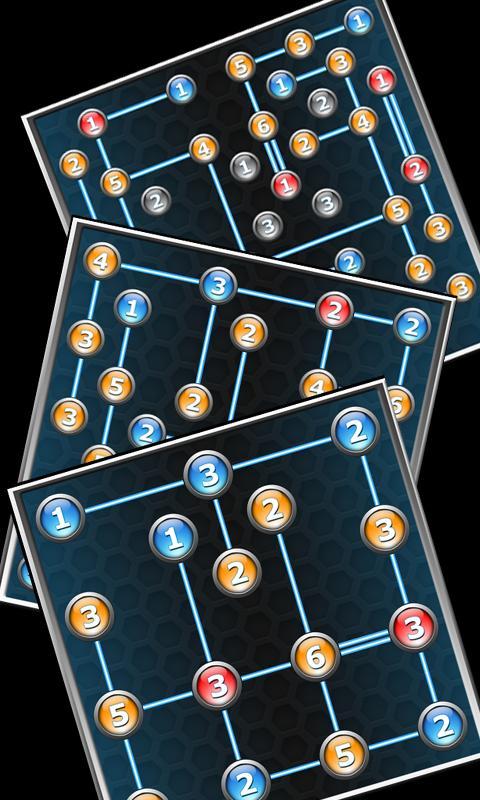 PowerGRID (HASHI) Lite- screenshot