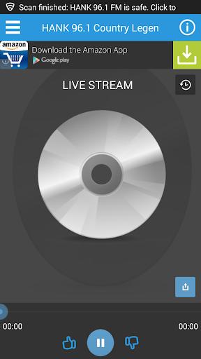 HANK 96.1 FM