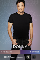 Screenshot of Donny Osmond