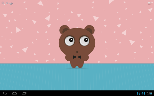 Tony Bear Live Wallpaper - screenshot thumbnail