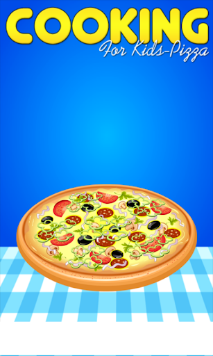 Pizza Cooking Dressup