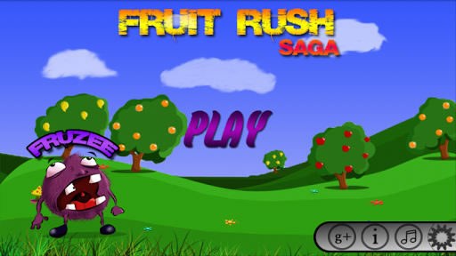 Fruit Rush Saga