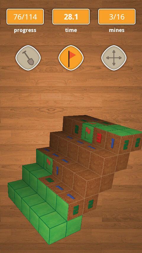 Minesweeper 3D - Premium screenshot #6