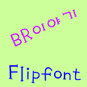 BRstory™ Korean Flipfont icon