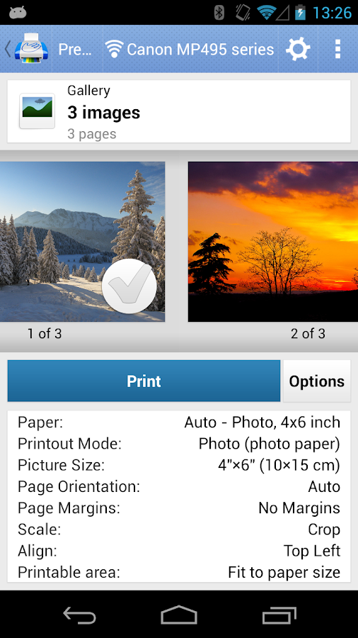 PrintHand Mobile Print Premium- screenshot