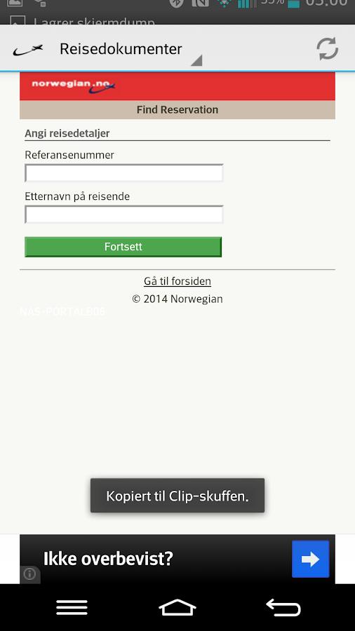 vg app til android norske sexannonser