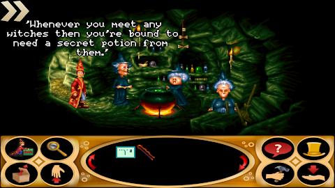 Simon the Sorcerer 2 Screenshot 8