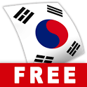 FREE Korean Audio FlashCards icon