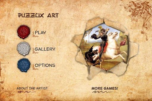Puzzle Puzzlix: Raphael