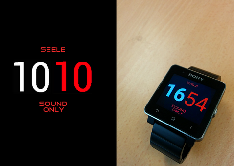 Seele Watchface for SW2