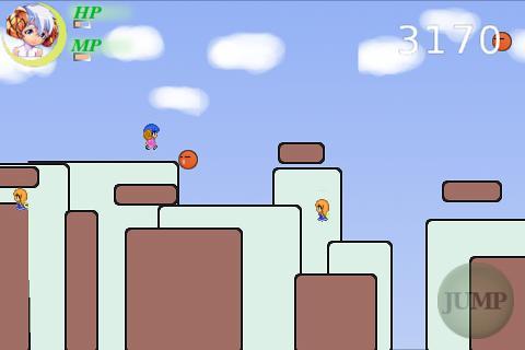 Run! Run! SheepGirl- screenshot