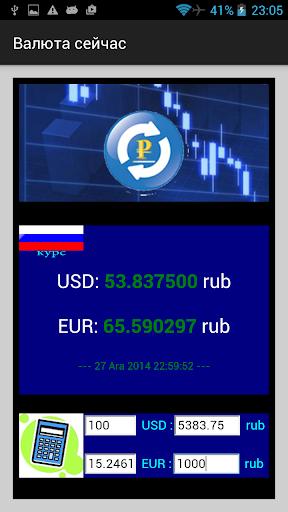 Курсы валют бизнес