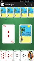 Screenshot of Crazy Eights