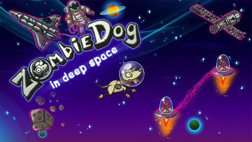 Zombie dog: deep space runner