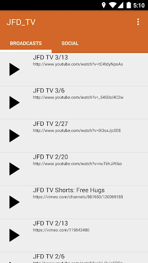 JFD TV