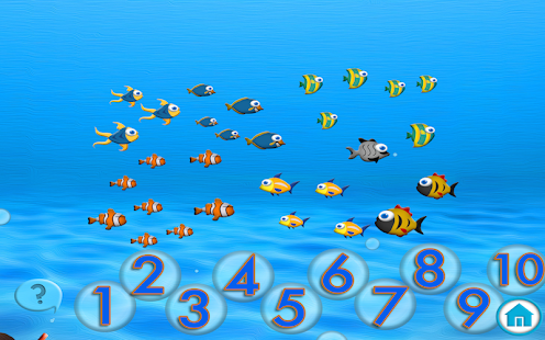 Preschool Aquarium- screenshot thumbnail