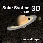 Solar System 3D Wallpaper Lite