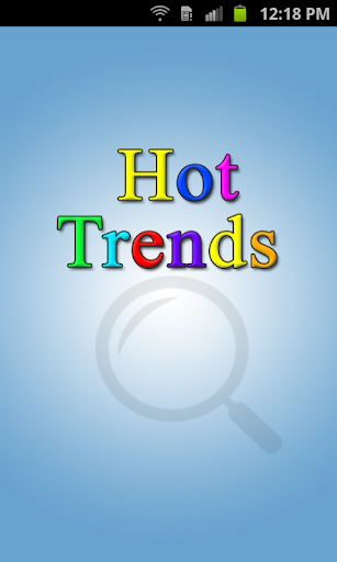 Hot Search Trends