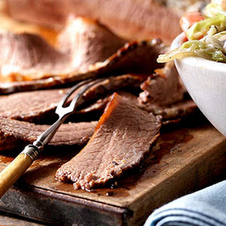Russian Braised Brisket