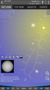 Mobile Observatory - screenshot thumbnail