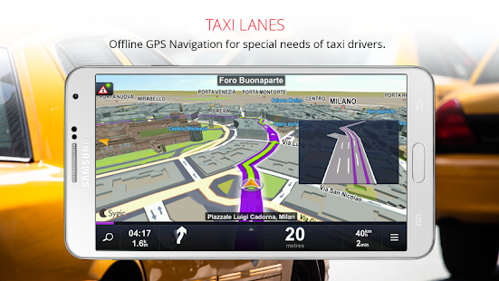 Sygic Taxi Navigation- screenshot thumbnail