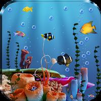 Live Fish Feed Wallpaper 1.4