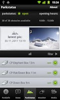 Screenshot of Snowpark Waidring Steinplatte