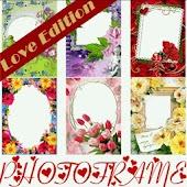Photo Frame Love Edition