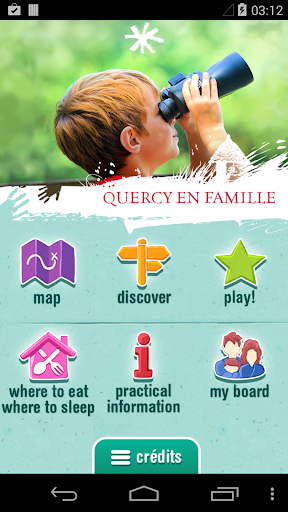 Quercy en famille in english