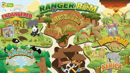 Ranger Rom Safari- screenshot thumbnail