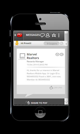 Marvel Realtors m'loyal App
