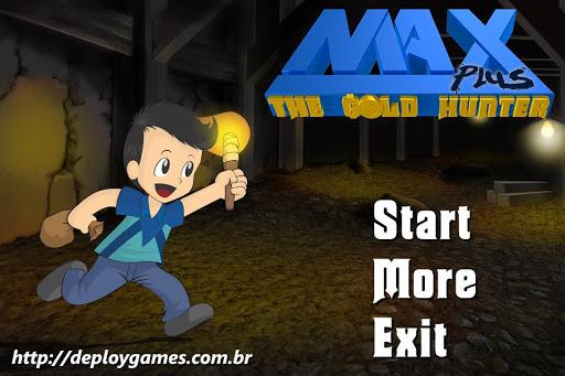 Max the Gold Hunter Plus Demo