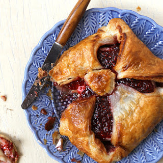 Baked Brie with Raspberry Jam Recipe